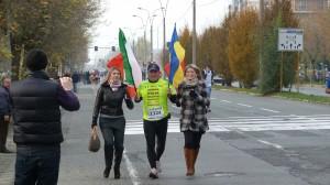 Maratonul de la orino 2012