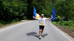 Maraton DHL Stafeta Carpatilor 2016 - Km 32