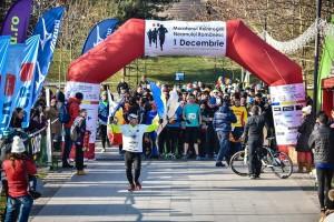 Maratonul Reintregirii Neamului Romanesc, Bucuresti, Editia a 6-a, 01.12.2016