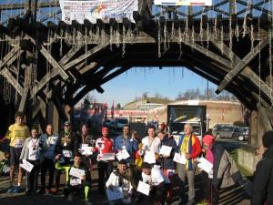 Maratonul Reintregirii Neamului Romanesc, Editia a 6-a, 30.11.2016, Alba Iulia