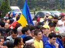 View The Ziua Independentei Romaniei, ziua Europei, crosul Forever si.. am invatat sa strigam Romania! Album