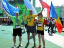 View The Maratonul Santiago de Chile, 27.000 pentru 42  Album